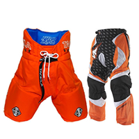 Orange Hockey Pants