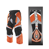 Orange Roller Hockey Pants