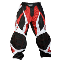 Red Roller Hockey Pants