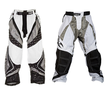 White Roller Hockey Pants
