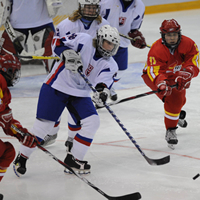 women ice hockey