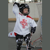 Youth Roller Hockey Pants
