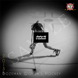 HockeyPants.com BHC-Hockey-Calendar-2013 - 2013 Bozeman Women's Hockey