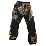 Valken Hockey Sports Equipment - Valken Crusade Orange Inline Hockey Pants (2011