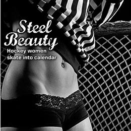 Heather Erson photographed the 2010 Jackson Hole Women's Hockey Fundraising Calendars