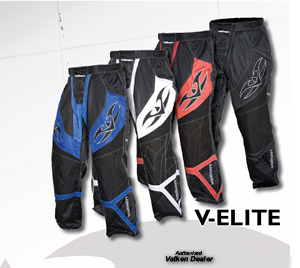 Valken V-Elite Inline Hockey Pants Sizing Chart