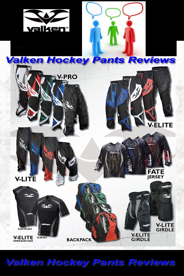 valken roller hockey pants reviews