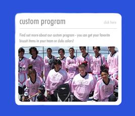 wicked biscuit custom inline hockey pants program