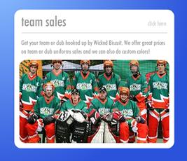 wicked biscuit inline hockey pants team sales